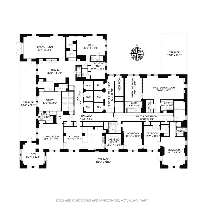 Additional photo for property listing at 781 FIFTH AVENUE  New York, Нью-Йорк,10022 Соединенные Штаты