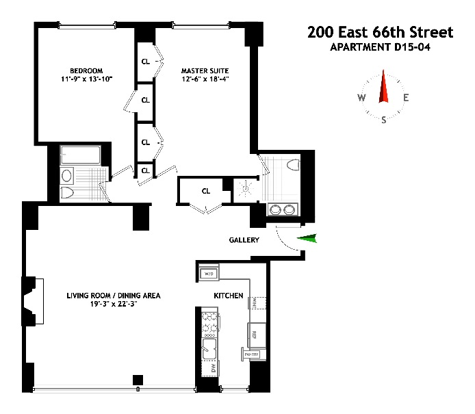 Additional photo for property listing at 200 EAST 66TH STREET  New York, New York,10065 Vereinigte Staaten