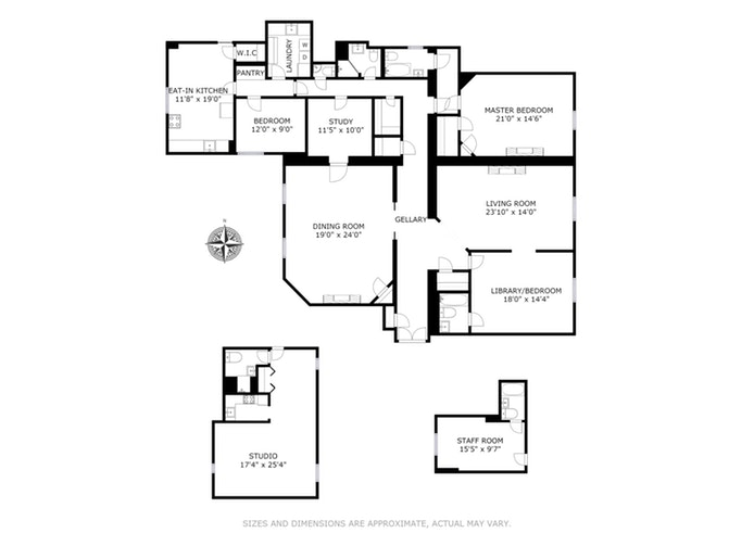 Additional photo for property listing at 1 WEST 72ND STREET  New York, Нью-Йорк,10023 Соединенные Штаты