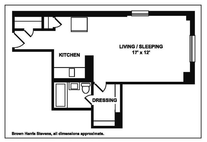 122 ashland pl 10f downtown brooklyn new york realdirect for 15 dunham place brooklyn ny floor plans