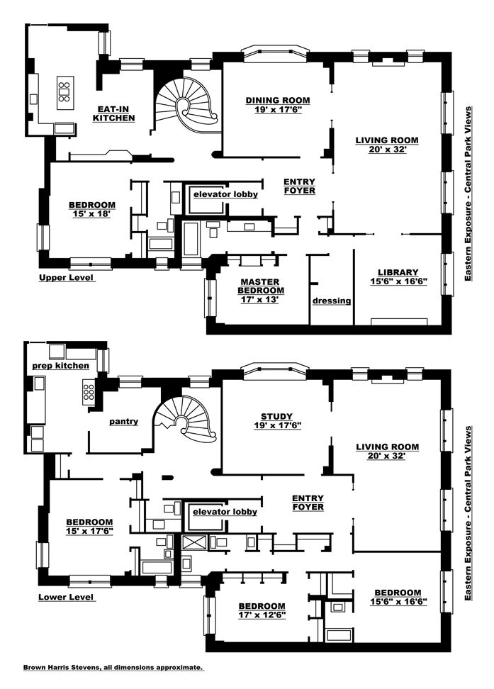 1000 images about apartment plans multi level on for Multi level floor plans