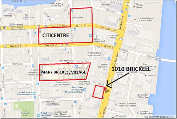1010 Brickell Condo Photo