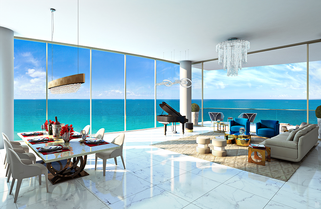 Acqualina - The Estates South Condo Photo