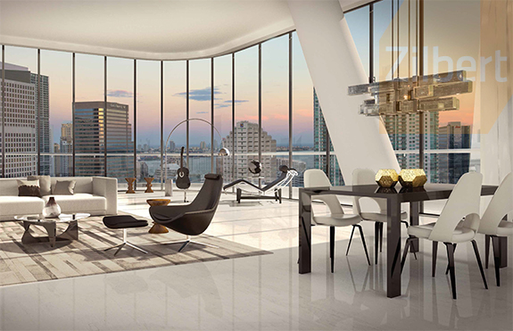 Brickell Heights - West Tower Condo Photo