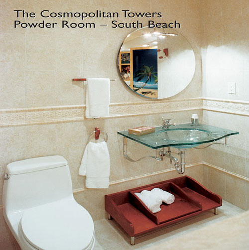 Cosmopolitan Towers Condo Photo