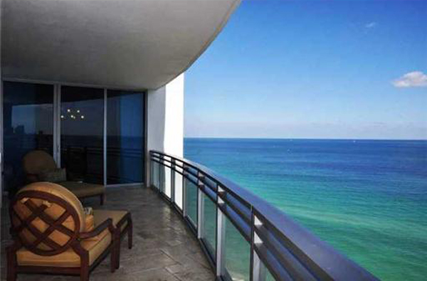 The Diplomat Oceanfront Residences Condo Photo
