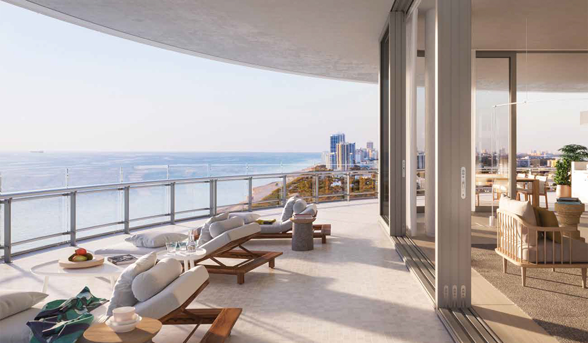 Eighty Seven Park Condo Photo