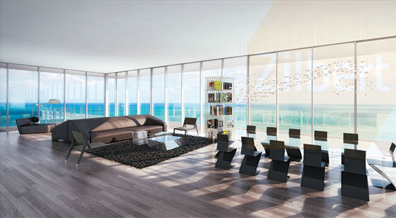 Glass Miami Beach Condo Photo