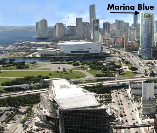 Marina Blue Condo Photo