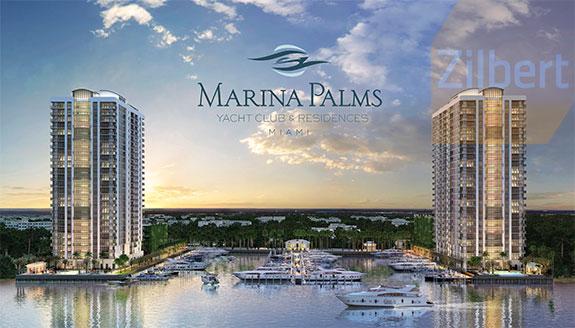 Marina Palms South Condo Photo