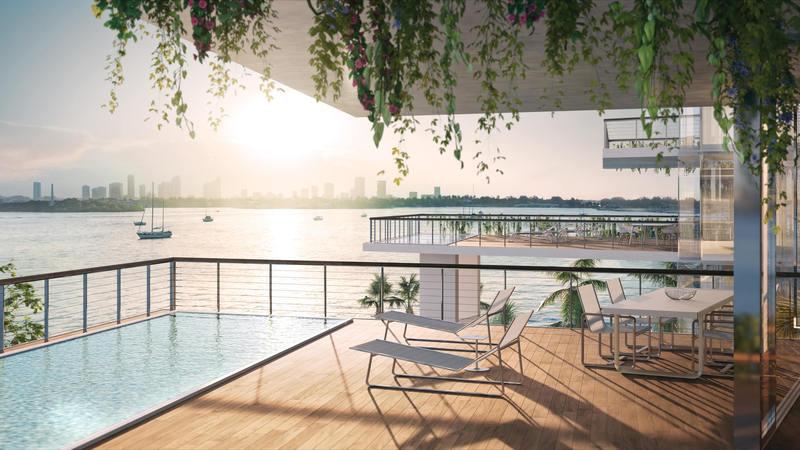 Monad Terrace Condo Photo