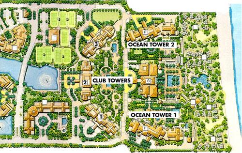 Ocean Club Ocean Tower 1 Condo Photo