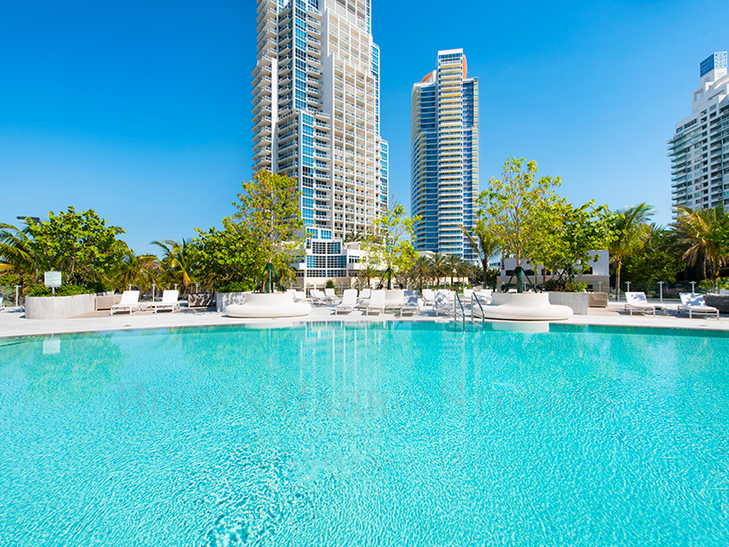 One Ocean South Beach Condo Photo
