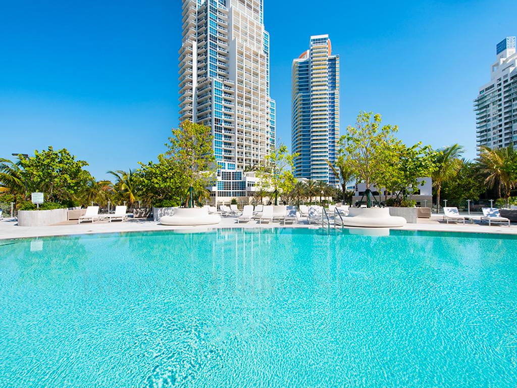 One Ocean South Beach Condo Photo