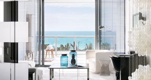 W Hotel and Residences South Beach Condo Photo