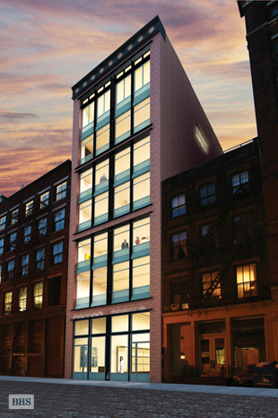 72 Mercer Street, Greenwich Village/NOHO/Little Italy, NYC, $3,153,000, Web #: 508681