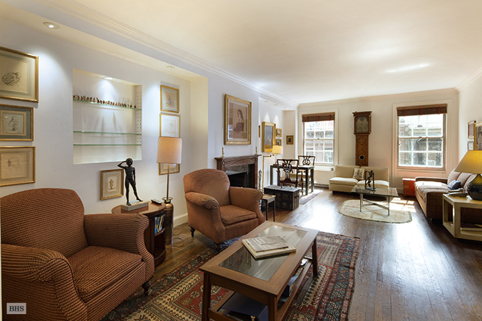 53 East 66th Street, Upper East Side, NYC, $3,400,000, Web #: 11117477