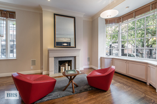 Secluded West Village Townhouse
