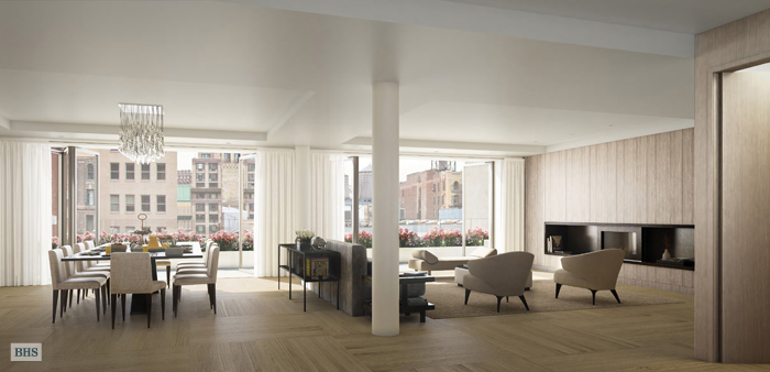 Additional photo for property listing at 21 WEST 20TH STREET PH 3  New York, Νεα Υορκη,10011 Ηνωμενεσ Πολιτειεσ