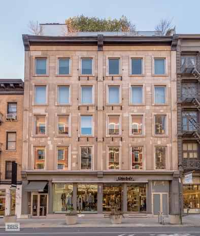 420 West Broadway, Greenwich Village/NOHO/Little Italy, NYC, $4,900,000, Web #: 14203435