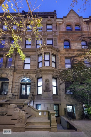 Maison unifamiliale pour l Vente à 25 West 88th Street New York, New York,10024 États-Unis