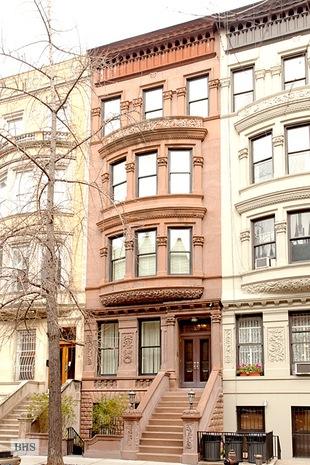Maison unifamiliale pour l Vente à 323 West 88th Street New York, New York,10024 États-Unis