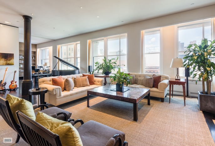 Additional photo for property listing at 45 WALKER STREET PH  New York, New York,10013 États-Unis