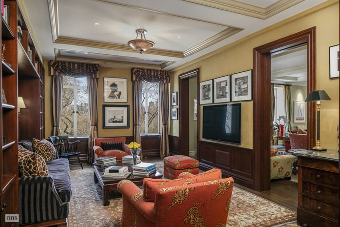 Additional photo for property listing at 145 CENTRAL PARK WEST  New York, New York,10023 Stati Uniti