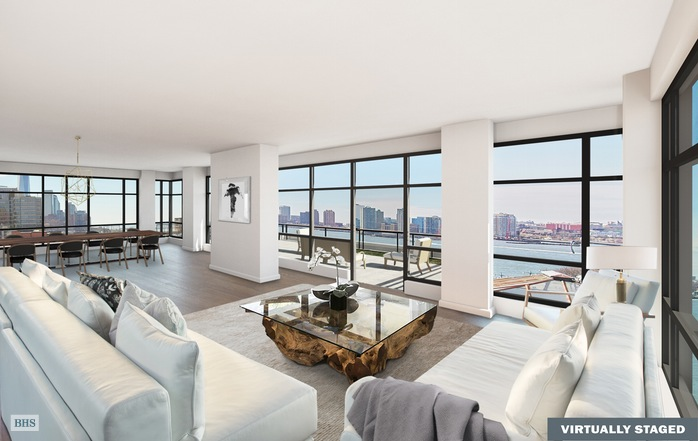 Condominium for Sale at 150 CHARLES STREET New York, New York,10014 United States