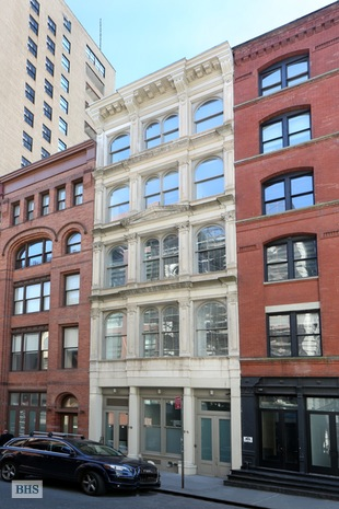 Additional photo for property listing at 81 WHITE STREET  New York, New York,10013 États-Unis
