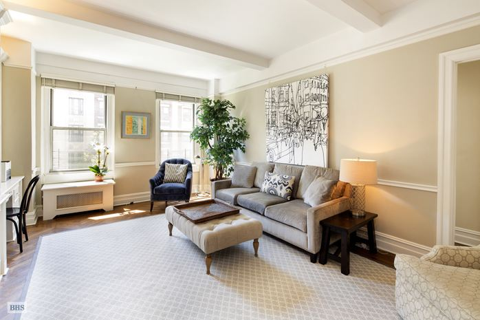 17 East 96th Street, Upper East Side, NYC, $1,725,000, Web #: 14726143