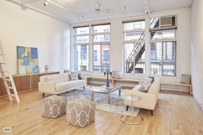 Additional photo for property listing at 38 WHITE STREET  New York, New York,10013 États-Unis