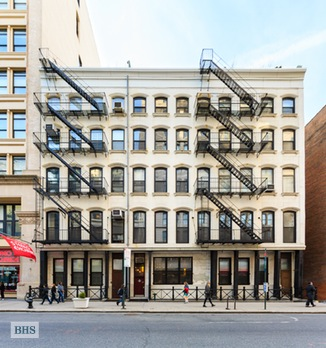 Additional photo for property listing at 200 MERCER STREET 1H  New York, New York,10012 États-Unis