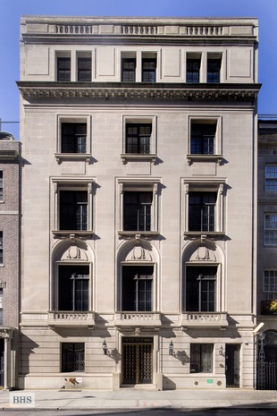 Single Family Home for Sale at 50 East 69th Street New York, New York,10021 United States