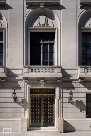 Additional photo for property listing at 50 East 69th Street  New York, Нью-Йорк,10021 Соединенные Штаты