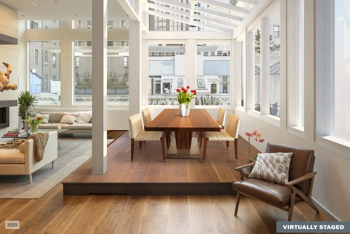 16 Warren Street, Tribeca, NYC, $6,495,000, Web #: 15943928