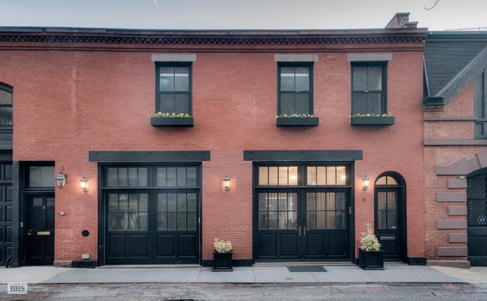 Single Family Home for Sale at 6 GRACE COURT ALLEY Brooklyn, New York,11201 United States