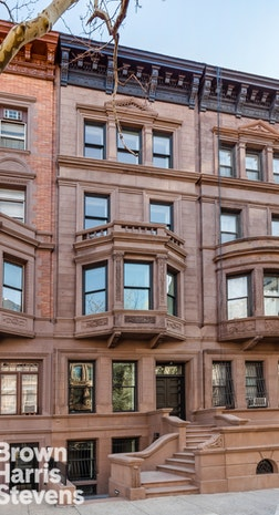 31 West 89th Street, Upper West Side, NYC, $15,990,000, Web #: 16039253