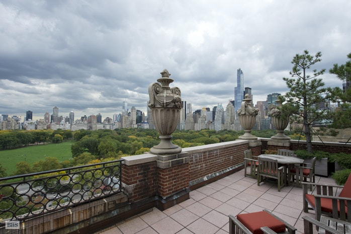 75 central park west pha upper west side nyc for Upper west side apartments nyc