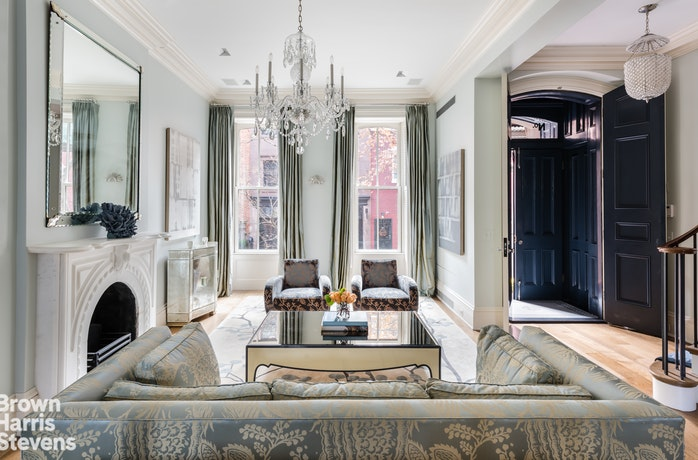 Single Family Home for Sale at 85 Charles Street 85 Charles Street New York, New York 10014 United States