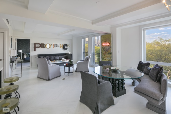 160 Central Park South, Midtown West, NYC, $5,995,000, Web #: 16612080