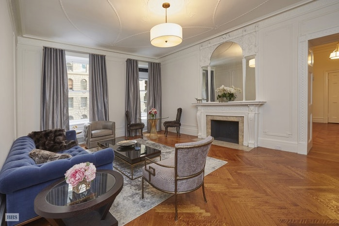 390 West End Avenue, Upper West Side, NYC, $3,100,000, Web #: 16839309