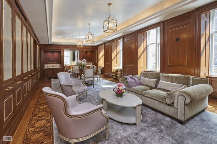 Condominium for Rent at The Apthorp, 390 West End Avenue 2-Lm 390 West End Avenue New York, New York 10024 United States