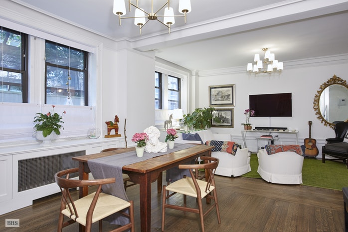119 West 71st Street, Upper West Side, NYC, $1,250,000, Web #: 16886210