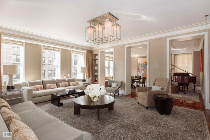 45 East 82nd Street, Upper East Side, NYC, $6,500,000, Web #: 17423088