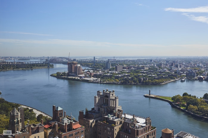 60 East End Avenue 36A, Upper East Side, NYC, $2,695,000, Web #: 17460506