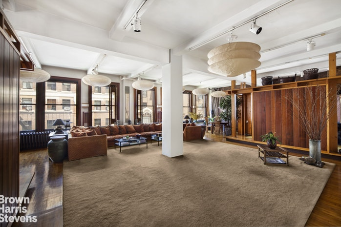 112 East 19th Street 10F, Gramercy Park, NYC, $3,100,000, Web #: 17965645