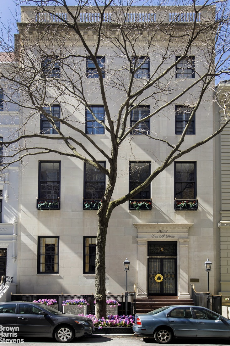 12 East 69th Street TOWNHOUSE Upper East Side New York NY 10021