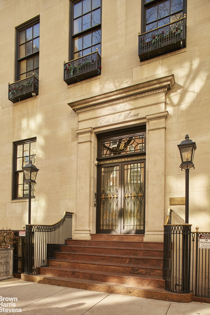 12 E 69TH ST TOWNHOUSE, New York City, NY 10021