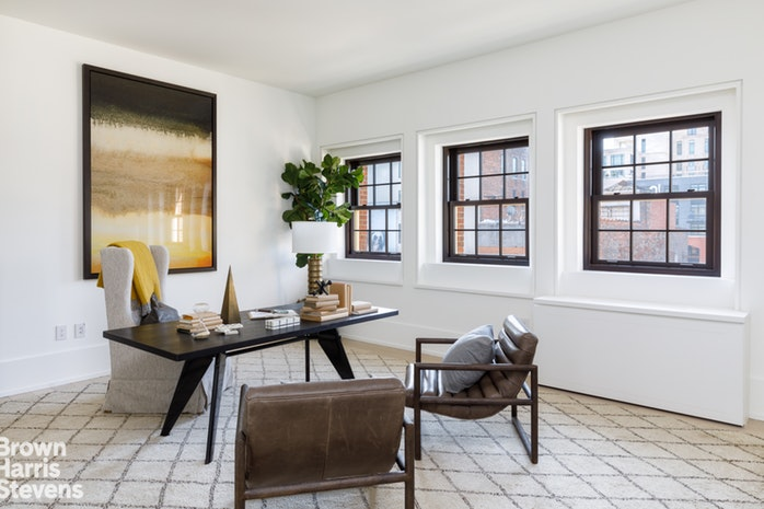 443 Greenwich Street Interior Photo